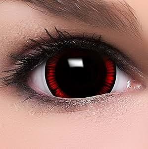 farbige mini sclera kontaktlinsen lenses flashback inkl. Black Bedroom Furniture Sets. Home Design Ideas
