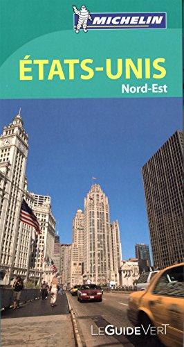 guide vert etats-unis nord-est  collectif michelin