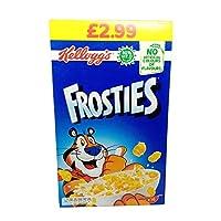 Kellogg's Frosties Breakfast Cereal, 500g