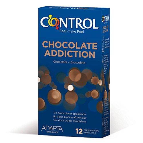 Control Chocolate Addiction Preservativos - 12 Unidades