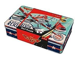 Trefl - 53002 - Puzzle Classique - Boite Métal - Planes - 160 Pièces