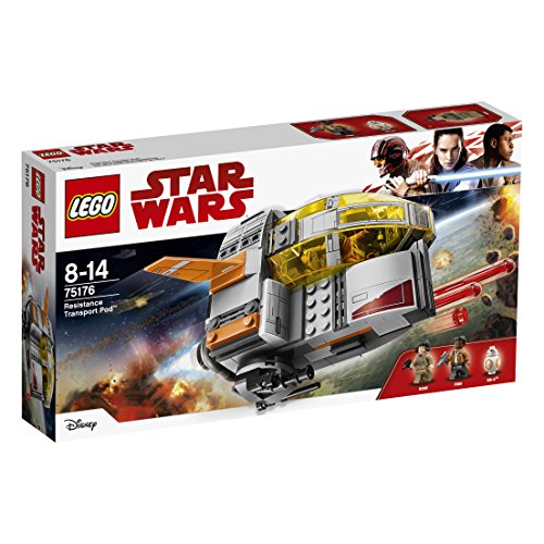 LEGO Star Wars – Resistance Transport Pod – Jeu de construction