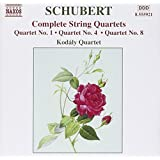 SCHUBERT: String Quartets (Complete), Vol. 4