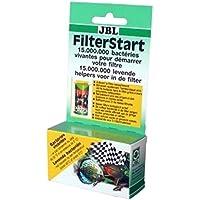 JBL Filter Start Traitement de L'Eau pour Aquariophilie 10 ml
