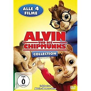 Alvin und die Chipmunks Collection [5 DVDs]
