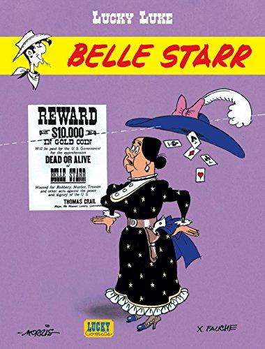 Lucky Luke - tome 34 - Belle Starr