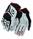 Giro Fahrradhandschuhe Xen, White/Black/Red, S, 230048006