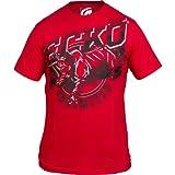 Ecko Unltd. T-Shirt Rhino Banner Rot, S