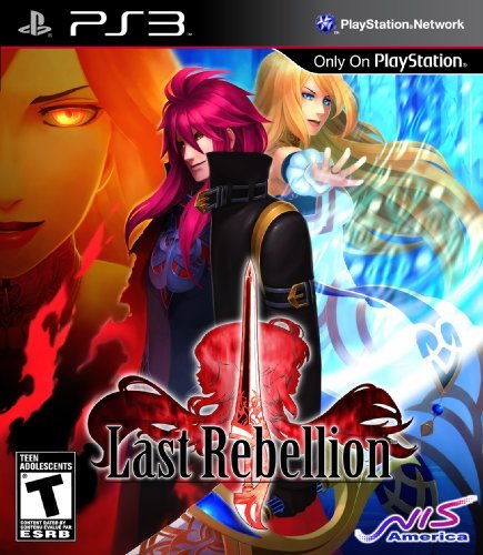 Last Rebellion - Playstation 3 by NIS America