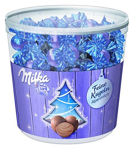 Test Milka Feine Kugeln Alpenmilch 1er Pack 1 X 900 G Die Beste
