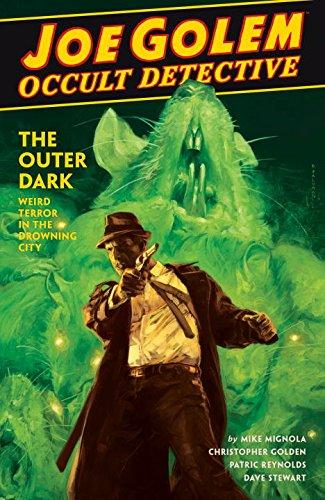 Preisvergleich Produktbild Joe Golem: Occult Detective Volume 2--The Outer Dark