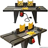 Best Router Tables - Router Table with NVR Switch Review
