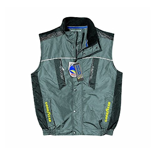 goody-gilet-oxford-pu-gris-xxl