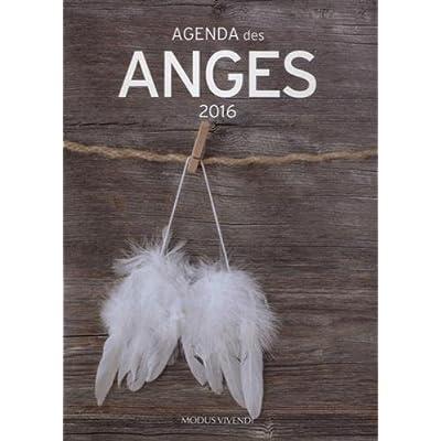 Agenda des anges 2016