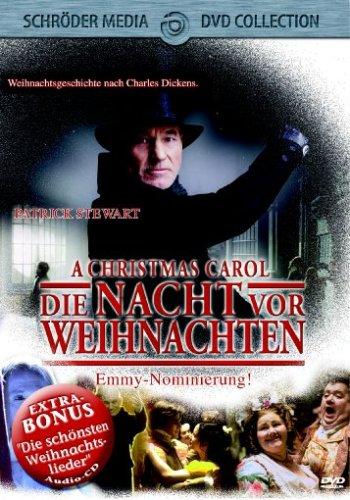 A Christmas Carol: Die Nacht vor Weihnachten [Limited Edition] [2 DVDs] (Weihnachts-special Dvd)