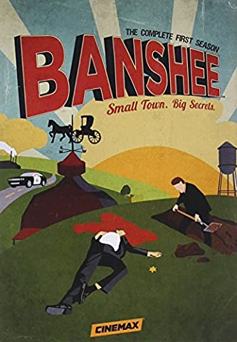 Banshee: The Complete First Season [Import USA Zone 1]