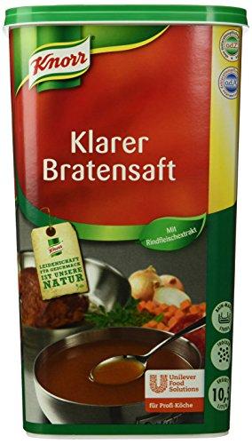 Knorr klarer Bratensaft Insula 1 kg, 1er Pack (1 x 1 kg) -