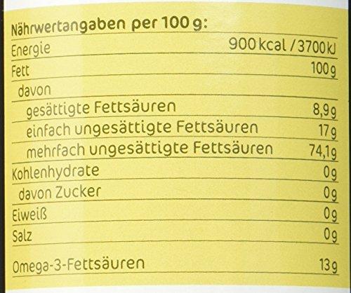 Fandler Bio-Walnussöl, 1er Pack (1 x 500 ml) - 2