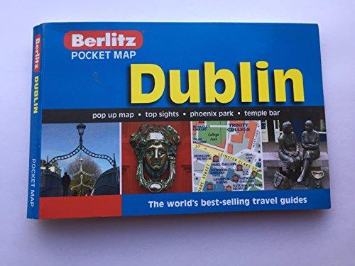 Dublin Berlitz Single Pocket Map (Berlitz Pocket Map)
