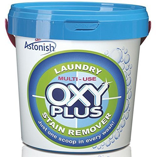Oxy Plus (Astonish Multi Use Oxy Plus Laundry Stain Remover 1Kg - 37 Washes by Astonish)