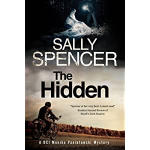 The Hidden: A British Police Procedural Set in 1970's England (A Monika Panitowski Mystery)