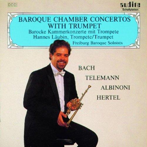 Konzert in D-Dur für Trompete, 2 Oboen und 2 Fagotte: Allegro - Cantabile - Plaisanterie - Menuett