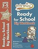 Gold Stars Ready for School Big Workbook (Gold Stars Preschool Bumper) by Gold Stars (23-Jun-2014) Paperback