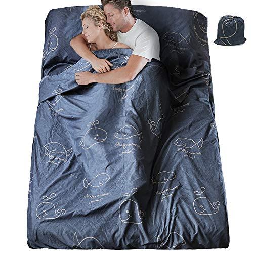 SueH Design Forro Doble Bolsa Dormir 230 x 180 cm