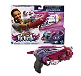 Hasbro NERF Rebelle Crush Blaster - Pink - Best Reviews Guide