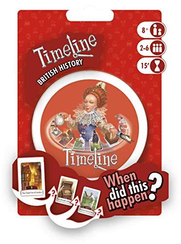 Timeline British History