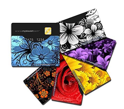 BLOCKIT Credit Debit Card Protector Sleeves -