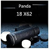 MSE Panda 35 x 50 Outdoor Day and Night Vision Long Range Wide View Monocular Telescope.