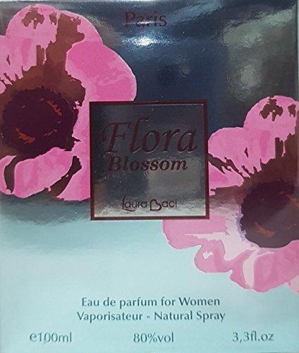 Laura baci flora blossom women edp 100 ml v. | ispirato a angel donna, con una profumazione spiccata e una buona persistenza