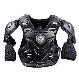 Owenqian Giacca Protettiva per Moto Sport Dirt Bike Body Chest Spine Protector Armor Vest Equipaggiamento Protettivo for Dirtbike Bike Motocross Sci Snowboard for Adulti MTB Racing Protector