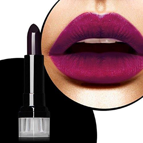 Malloom Rouge à Lèvres Imperméable à L'eau De Longue Durée à Lèvres De Brillant