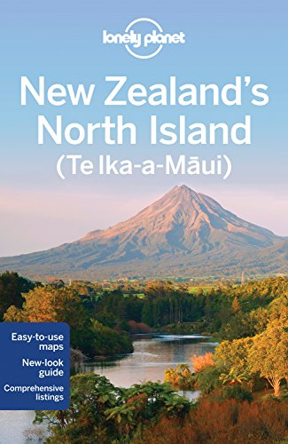 New Zealand's North Island - 3ed - Anglais