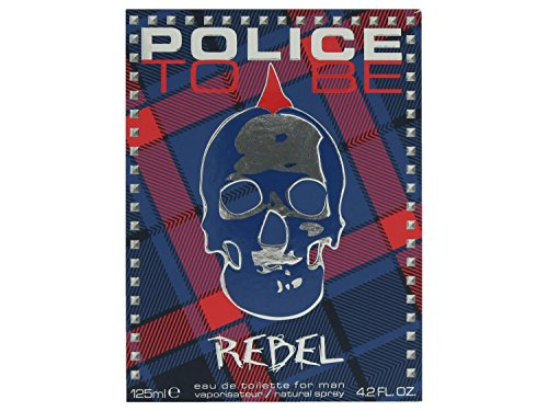 Police To Be Rebel Eau de Toilette Vaporisateur/Spray for Men 125 ml