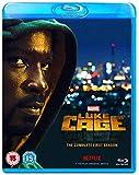 Marvel Luke Cage Season 1 (4 Blu-Ray) [Edizione: Regno Unito]