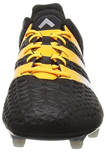 adidas Herren Ace 16.1 Fg/Ag Fußballschuhe Schwarz (Core Black/Silver Met./Solar Gold)