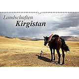Landschaften Kirgistan (Wandkalender 2019 DIN A3 quer): Landschaftsimpressionen aus Kirgistan (Monatskalender, 14 Seiten ) (CALVENDO Natur)