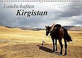Landschaften Kirgistan (Wandkalender 2019 DIN A3 quer): Landschaftsimpressionen aus Kirgistan (Monatskalender, 14 Seiten ) (CALVENDO Natur) -