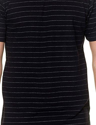 Anerkjendt Herren T-Shirt mehrfarbig blau Blue