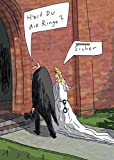 Postkarte A6 • 4926 ''Ringe'' von Inkognito • Künstler: Beck • Satire • Cartoons