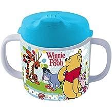 P: os 68939Disney Winnie The Pooh Vaso, melamina/ABS, 200ml