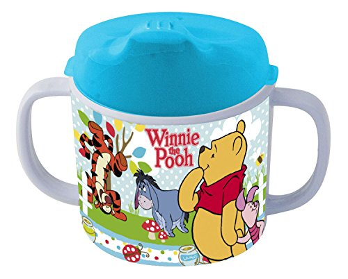 p:os 68939 Disney Winnie the Pooh Trinklernbecher, Melamin/ABS, 200 - Band Winnie Pooh The