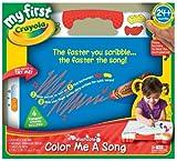 Crayola 81-1331 - Colora con la Musica