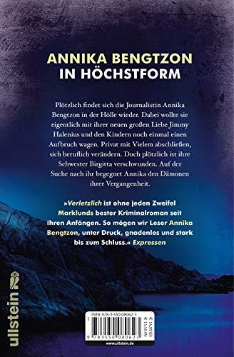 Verletzlich: Kriminalroman (Ein Annika-Bengtzon-Krimi, Band 11): Alle Infos bei Amazon