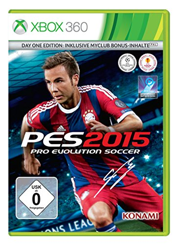 PES 2015 - Day 1 Edition - [Xbox 360]