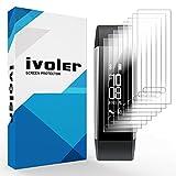 iVoler [8 Stück] Schutzfolie Bildschirmschutzfolie für Huawei Band 2 Pro, 3D Vollständige Abdeckung [Wet Applied] [Anti-Kratz] [Blasenfrei] HD TPU Weich Folie