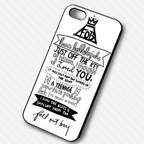 Lyric Art FOB Band for Cover Iphone 6 and Cover Iphone 6s Case T4U5LT